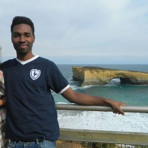 Me in Australia; )